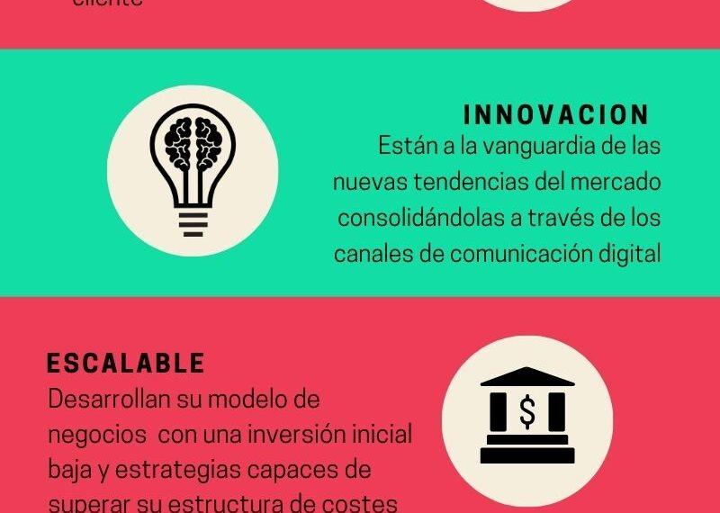 negocios startups emergentes